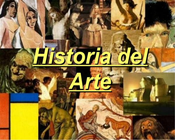 IMAGEN DE HISTORIA DEL ARTE