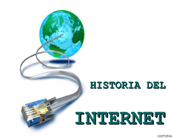 IMAGEN DE HISTORIA DEL INTERNET