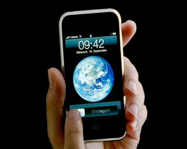 IMAGEN DEL PRIMER IPHONE