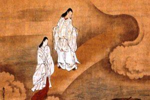 IMAGENES DE IZANAGI AND IZANAMI