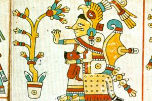 IMAGENES DE Xochiquetzal