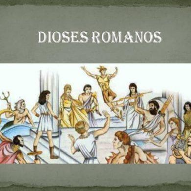 IMAGEN DE DIOSES ROMANOS