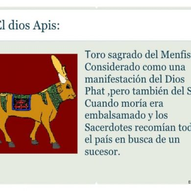 IMAGENES DE DIOS APIS