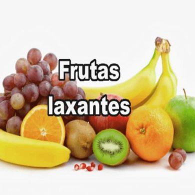 IMAGEN DE FRUTAS LAXANTES